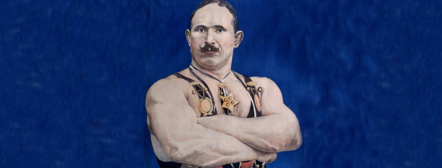 afbeelding bokser Alfons Steurs