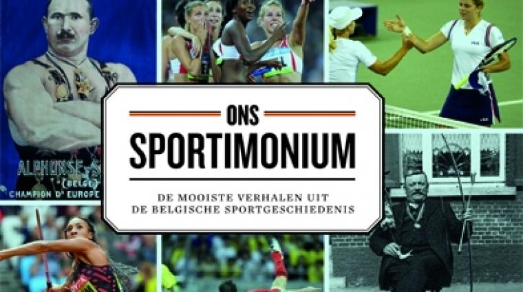 cover boek Ons Sportimonium