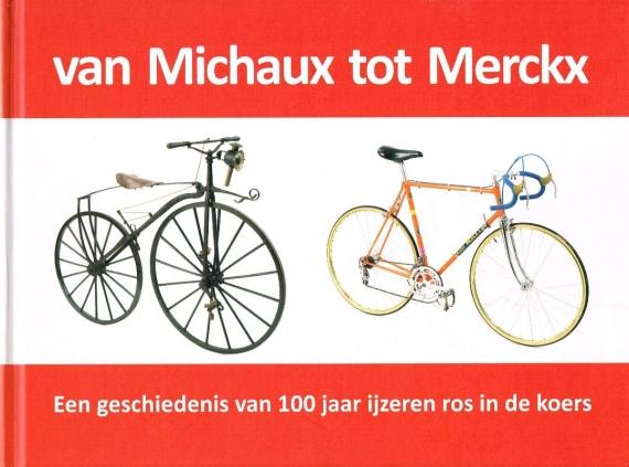 boekcover Michaux tot Merckx