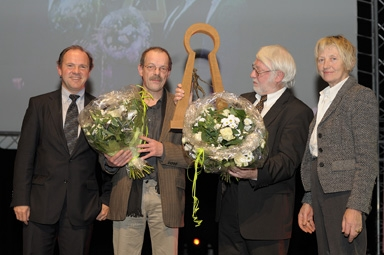 Sportimonium wins the Flemish Award for Services to Sports in 2010