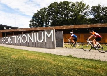 entrance Sportimonium
