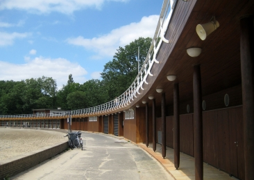 gebouw Sportimonium