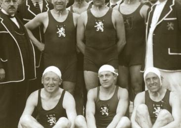 Olympische spelen 1920 Antwerpen: waterpolo
